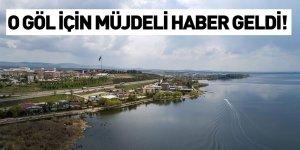 Çevre ve Şehircilik Bakanı'ndan Mogan Gölü Müjdesi