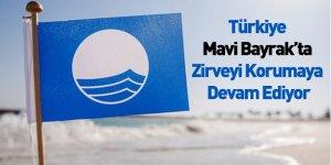 Türkiye Mavi Bayrak'ta Zirveyi Korumaya Devam Ediyor