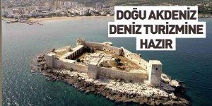 Doğu Akdeniz Deniz Turizmine Hazır