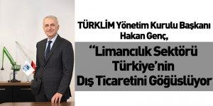 Limancılık Sektörü Türkiye'nin Dış Ticaretini Göğüslüyor