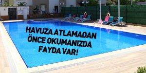 Sağlık Bakanlığı 'Havuz Tedbirleri' Rehberini Açıkladı