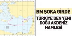 Türkiye Doğu Akdeniz'deki Arama Faaliyetlerini Genişletiyor