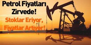 Petrol Fiyatları Zirvede