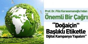 Prof. Dr. Filiz Karaosmanoğlu'ndan Önemli Bir Çağrı