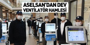 ASELSAN 31 Milyon Dolarlık Ventilatör Sözleşmesine İmza Attı