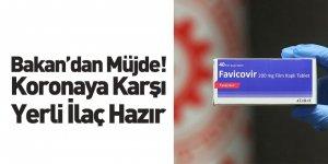 Sanayi ve Teknoloji Bakanı'ndan Koronavirüse Karşı Yerli İlaç Müjdesi!