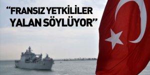 Türk Askeri Yetkililerden Kargo Gemisi Açıklaması
