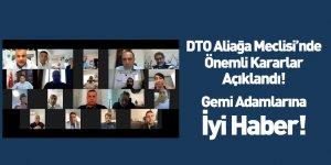 İMEAK DTO Aliağa Meclis Toplantısı'nda Önemli Kararlar Alındı