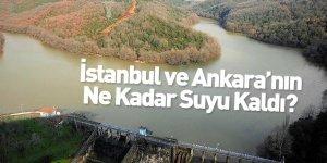 İstanbul ve Ankara'daki Baraj Doluluk Oranları Belli Oldu