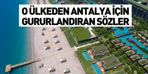 Ukrayna Ankara BüyükelçisiAndrii Sybiha: Antalya Ukraynalıların İkinci Evi