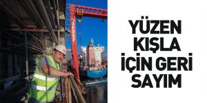 Sanayi ve Teknoloji Bakanı Mustafa Varank Sedef Tersanesi'nde İnceleme Yaptı