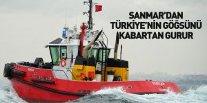 SANMAR Sohar Limanı İçin Sipariş Aldığı 2 Römorkörü Teslim Etti