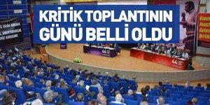TMMOB 40. Dönem Olağan Genel Kurulu Toplantısı'nın Tarihi Belli Oldu