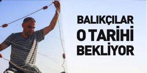 Balıkçılar Av Yasağının Kalkmasını Bekliyor