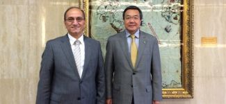 Abdurrahman Bilgiç, IMO Genel Sekreteri Koji Sekimizu'yu ziyaret etti