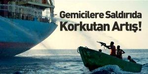 2020'de Denizcilere Yönelik Saldırılar Yüzde 20 Arttı