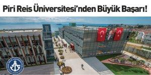Piri Reis Üniversitesi İlk Üçe Girdi