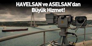 HAVELSAN ve ASELSAN'dan Elektro Optik Sistem Kurulumu Açıklaması