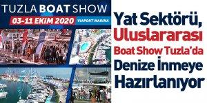 Yat Sektörü, Uluslararası Boat Show Tuzla'da Denize İnmeye Hazırlanıyor