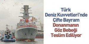 Türk Deniz Kuvvetleri'nde Çifte Bayram