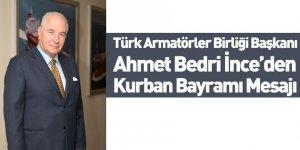 Türk Armatörler Birliği'nden Kurban Bayramı Mesajı!