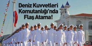 Deniz Kuvvetleri Komutanlığı'ndaki Yeni Atamalar Resmi Gazete'de Yayınlandı
