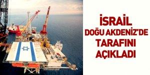 İsrail Doğu Akdeniz'de Yunanistan'dan Yana Tavır Aldı