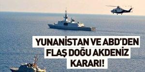Yunanistan ve ABD Dışişleri Bakanları Doğu Akdeniz İçin Biraraya Gelecek