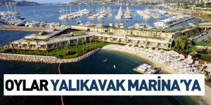 Yalıkavak Marina 'Dünyanın En İyi Süper Yat Marinası' Ödülü İçin Oy Bekliyor