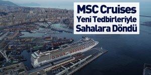 MSC Cruises, Amiral Gemisi Msc Grandiosa İle Misafirlerini Yeniden Ağirlamaya Başladi