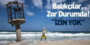 Balıkçılar, Zor Durumda!