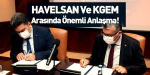 HAVELSAN ile Kıyı Emniyeti Genel Müdürlüğü Arasında Protokol İmzalandı