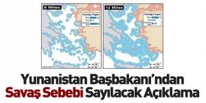 Yunanistan Başbakanı Miçotakis'den İyon Denizi Açıklaması