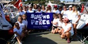 Kadın Denizcilerden Anlamlı Organizasyon