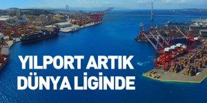 Yılport Holding Limanda Dünya Markası Oldu