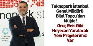 Teknopark İstanbul Genel Müdürü Bilal Topçu Denizcilik Alanı İçin Müjde Verdi