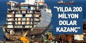 Gemi Geri Dönüşüm Sanayicileri Derneği Yöneticilerinden Aliağa Açıklaması