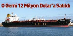 İtalyan d'Amico International Shipping Adlı Gemisinin Satıldığını Duyurdu