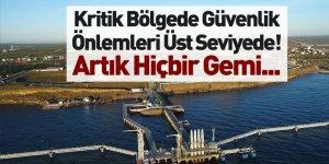 Marmara'daki Doğal Gaz Boru Hatları İçin Güvenlik Çemberi Oluşturuluyor