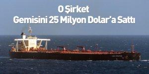 ADS Crude Carriers, VLCC Tipi Gemisini 25,5 Milyon Dolara Sattı