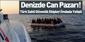 İzmir'de 67 Sığınmacı Kurtarıldı