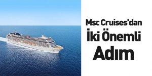 Msc Cruises Msc Grandiosa'nın Tüm Seferlerini Yıl Sonuna Kadar Uzattı