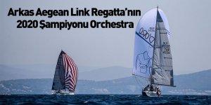 Arkas Aegean Link Regatta'nın 2020 Şampiyonu Orchestra
