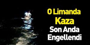 Sürüklenen Tekneye KEGM Müdahale Etti