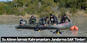 Su Altının İsimsiz Kahramanları: Jandarma SAK Timleri