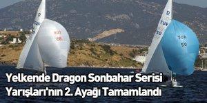 Yelkende Dragon Sonbahar Serisi Yarışları'nın 2. Ayağı Tamamlandı
