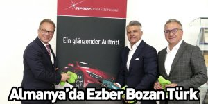 Almanya'da Ezber Bozan Türk
