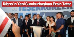 Kıbrıs'ın Yeni Cumhurbaşkanı Ersin Tatar