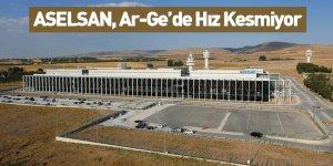 ASELSAN, Ar-Ge'de Hız Kesmiyor
