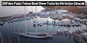 200'den Fazla Tekne Boat Show Tuzla'da Görücüye Çıkacak